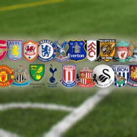 The Graphic Design of English Soccer