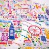 06_Iconic_London_poster_alfalfa_studio